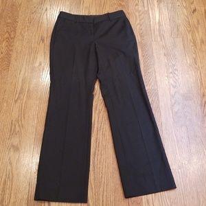 J Crew Black Womens Trousers